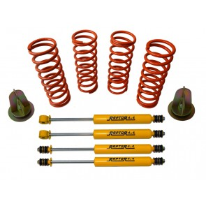 """Raptor 4x4 Heavy Duty 'Tiger' +2"""" Suspension Lift Kit Land Rover Defender Discovery RRC"""