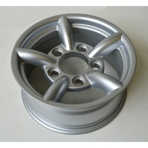Raptor 4x4 5 Pipe Alloy Wheels Land Rover Defender Discovery 1 Range Rover Classic
