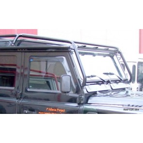 Raptor 4x4 Off Road External Roll Cage Type A Land Rover Defender 110