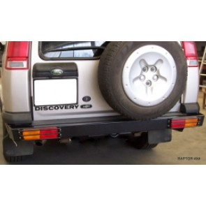 Raptor 4x4 Off Road Rear Bumper Land Rover Discovery II