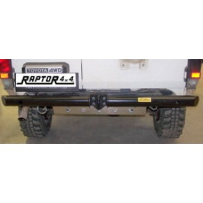 Raptor 4x4 Off Road Rear Tubular Hd Bumper Toyota