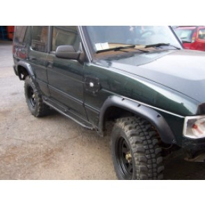 Raptor 4x4 Off Road Wheel Arch Kit +5 Cm Land Rover Discovery Ii Td5
