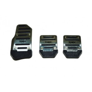 Raptor 4x4 Off Road Kit Of Universal Pedal Pads Land Rover Defender
