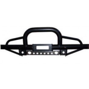 Raptor 4x4 Off Road Tubular Winch Bumper Type E With A-Bar Land Rover Discovery