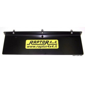 Raptor 4x4 Off Road Plate Carrier Type B Land Rover Defender, Discovery I / Range Rover Classic