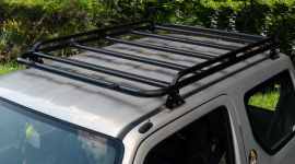 Suzuki Jimny Tubular Steel Roof Rack