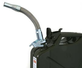Flexible Metal Jerry Can Spout