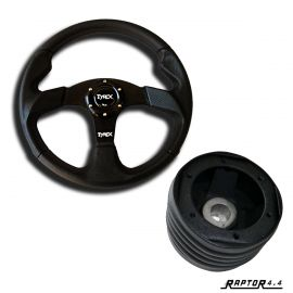 Land Rover Sport Steering Wheel and 36 Spline Boss Kit