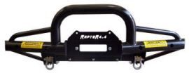 Raptor 4x4 Off Road Winch Bumper With A-Bar Land Rover Defender