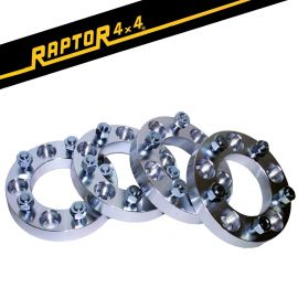 Raptor 4x4 + 30mm Aluminium Wheel Spacers x4