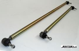 Raptor 4x4 Off Road Kit Of HD Steering Rods For Land Rover Defender Series III