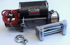 Tyrex 4x4 Off Road Winch 9500 lb Line Pull 12v 5.5 hp Series I