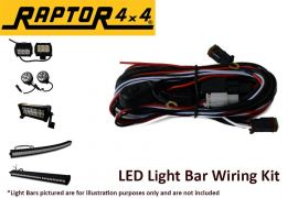Raptor 4x4 Wiring Kit