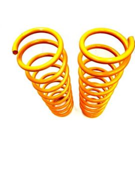 Raptor 4x4 Off Road Pair Of Front Suzuki Jimny Springs +5/6 Cm Yeollow