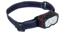 Coleman CXO+ 150 LED Head Torch Headlamp Battery Power Camping Cycling Light - Small Image