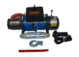 Tyrex Winch 8000lb Synthetic Rope