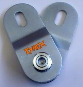 Tyrex Snatch Block Greasable For Winches