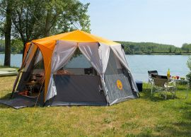 Coleman Cortes Octagon 8 Tent - Small Image