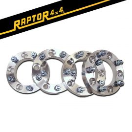 Tyrex Alloy Wheel Spacers Kit +30 Mm Suzuki
