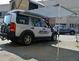 Raptor 4x4 Side Awning Pull Out Shelter Land Rover Discovery 3