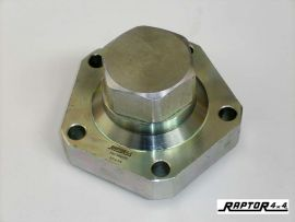 Raptor 4x4 HD Drive Flange For Land Rover Defender
