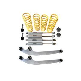Raptor 4x4 Off Road Suspension Lift Kit +5/6 cm Total Track Suzuki Jimny