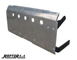 Raptor 4x4 Steering Guard Land Rover Discovery I, Range Rover Classic