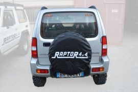 Raptor 4x4 Spare Wheel Cover
