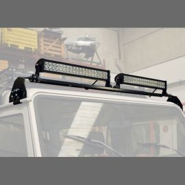 Raptor 4x4 Roof Fitting LED Light Bar Mount