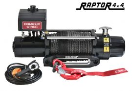ComeUp DV-9S 12v 9000lb Winch - Synthetic Rope