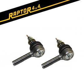 Raptor 4x4 Land Rover HD Track Rod Ends Pair