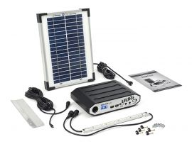 SolarHub 16 Lighting and Power Kit