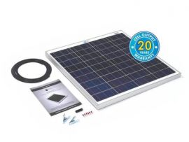 PV Logic 60 Watt Solar Panel Kit