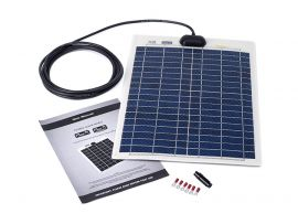 PV Logic Flexi 20w Solar Panel Kit