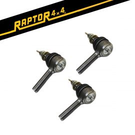 Land Rover Defender Discovery 1 Track Rod Ends Set of 3