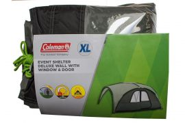 Coleman Event Shelter Deluxe Wall Door with Window XL