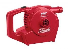Coleman Inflatable Air Quick Pump Beds Beach Toys Battery 12v 230v Rechargeable - Small Image