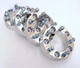Suzuki 38mm Aluminium Wheel Spacers