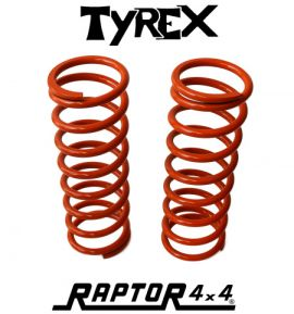 Raptor 4x4 springs for Land Rover Defender 90, Discovery & Range Rover Classic.
