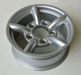 Land Rover Alloy Wheel 7x16 +10 Offset