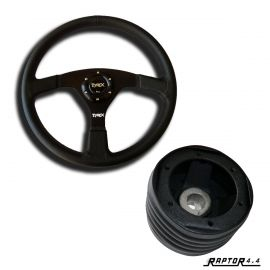 Land Rover Classic Steering Wheel & 36 Spline Boss Kit