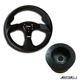 Land Rover Sport Steering Wheel & 48 Spline Boss Kit