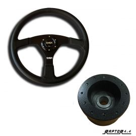 Land Rover Classic Steering Wheel & 48 Spline Boss