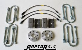 Raptor 4x4 Suzuki Samurai SPOA HD Suspension System