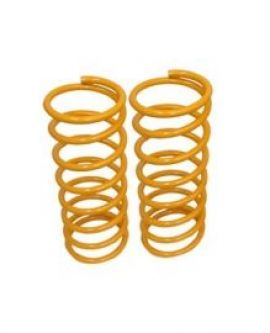 Raptor 4x4 Off Road Pair Of Rear Springs +5 Cm Yellow Mercedes G