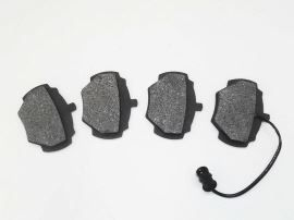 Raptor 4x4 Off Road Rear Brake Pads Land Rover Defender