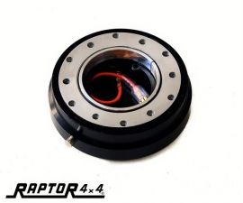Raptor 4x4 Quick Release Steering Wheel Kit