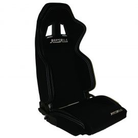 Raptor 4x4 Sport Seat Black Fabric