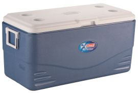 Coleman Xtreme 100Qt Cooler/Cool Box for Sports Picnics Beach Camping Festivals - Small Image