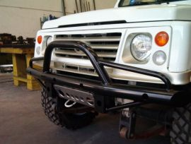 Raptor 4x4 Off Road Front Tubular Bumper Type A With A-Bar Sazuki Samurai